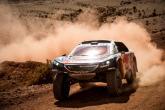 Dakar: Sainz jumps into lead, Loeb continues to sink