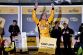 Earnhardt, Busch win respective Can-Am Duels