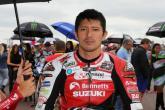 Bennetts Suzuki splits with Kiyonari