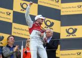 Mortara beats Auer to Nurburgring win