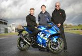 Hawk Racing takes up factory Suzuki GSX-R1000 for 2017