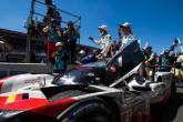 Le Mans, #2 Porsche Hartley Bamber Bernhard