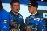 Verstappen alleges Benetton 'cheating'