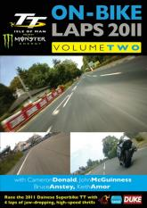 Witness the thrills of TT 2011 with Duke