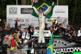 Nationwide: Piquet Jr.'s first NASCAR win