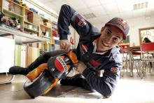 Marc Marquez: The Save