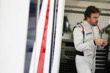Alonso set for first Daytona laps on Friday