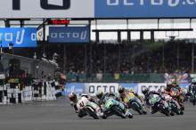 Morbidelli, Bagnaia and Mir on Ducati's radar