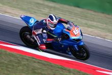 Ruiu, 17, signs for Grillini Suzuki for WSBK debut