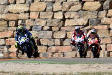 Rossi, Lorenzo, Marquez