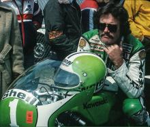 Kork Ballington to join MotoGP Legend's list