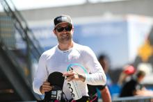 Q&A with IndyCar's Jack Harvey