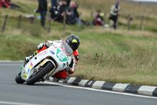 Classic TT: Anstey smashes lap and race records