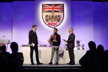 Racing stars honoured at London award ceremonies