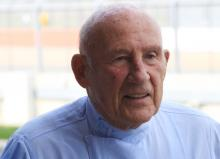 Sir Stirling Moss retires from public appearances aged 88