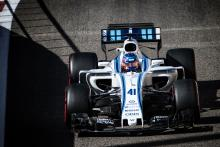 Williams denies new F1 sponsor linked to Sirotkin arrival