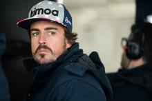 "Alonso ""apprehensive"" about McLaren's F1 2018"