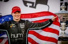 Newgarden clinches maiden IndyCar title in Sonoma finale