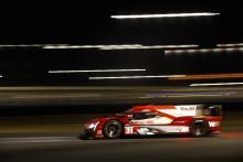Nasr leads as Alonso gets first night laps at Daytona