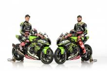 Kawasaki unveils colours for 2018