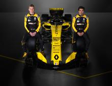 Closing gap to F1 leaders key to Renault in 2018