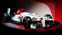 Alfa Romeo Sauber reveals 2018 livery concept
