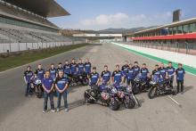 Yamaha reveals unchanged 2018 World Superbike attack