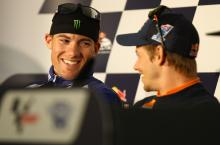 Spies and Stoner, USA MotoGP 2012