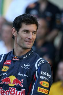 22.11.2012- Red Bull Team Photo, Mark Webber (AUS) Red Bull Racing RB8