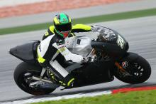 Michael Laverty, Sepang 2 tests, February 2013