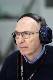 20.04.2012- Free Practice 3, Sir Frank Williams(gbr),Team Principal Williams F1 Team