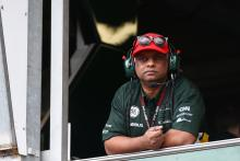 25.05.2013- Free Practice 3, Tony Fernandes (MAL) Caterham F1 Team