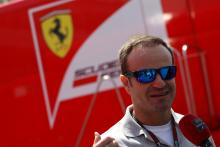 06.07.2013- Qualifying, Rubens Barrichello (BRA)