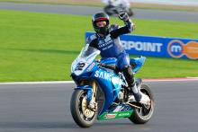 Alex Lowes Samsung Honda - picture credit ihphotography.net