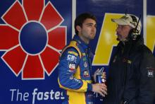 Andrew Jordan (GBR) Pirtek Racing Honda Civic and Mike Jordan