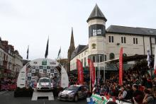 Capacity entry for Wales Rally GB