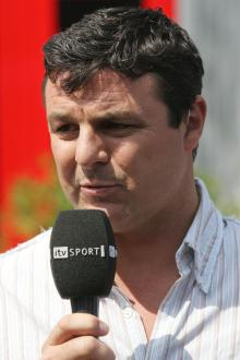 Mark Blundell - Crash.net columnist and ITV F1 pundit