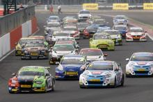 BTCC: Images of 2014