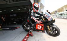 Aprilia settles on 'Step 1' RS-GP
