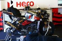 Hero EBR Team co-ordinator blasts Pegram Racing