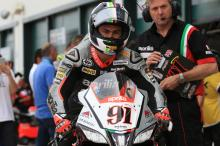 Haslam set to join 200 club in World Superbike
