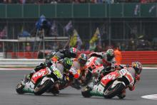 Miller apologises to Crutchlow for wipe out