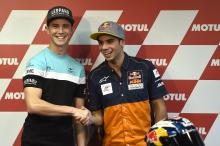 Moto2: Oliveira turns from Kent's competitor to ally