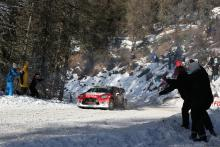 Luckless Meeke won't be 'rocked' by freak Monte exit
