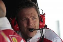 Allison splits from Ferrari as technical director