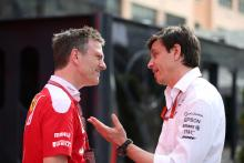 James Allison joins Mercedes as technical director