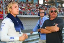 27.08.2006 Istanbul, Turkey,  Nico Rosberg (GER), WilliamsF1 Team and Keke Rosberg (FIN) - Formula