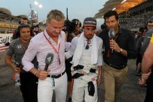 'Travesty' Alonso is at the back of the F1 grid - Webber