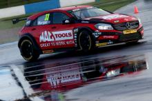 Morgan takes delight from last-gasp podium run