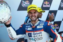Fenati, Moto3 race, Grand Prix Of The Americas 2017